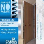 Puerta seguridad Cabma Lleida